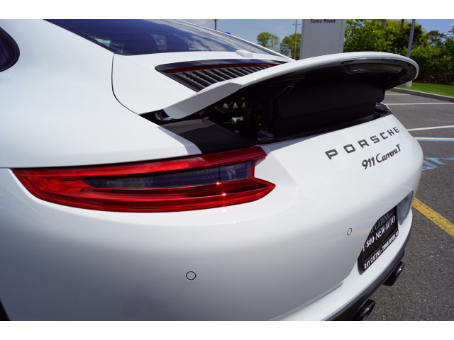 New 2019 Porsche 911 Carrera T