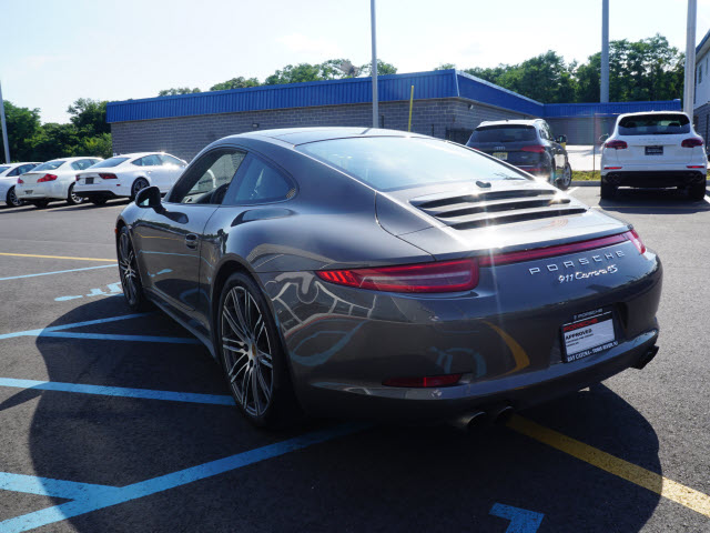 Certified Pre-Owned 2015 Porsche 911 Carrera 4S Carrera 4S