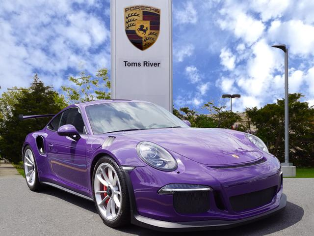 Pre Owned 2016 Porsche 911 Gt3 Rs Gt3 Rs Coupe In Toms River Pp0024