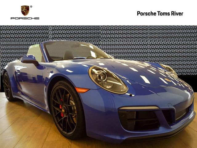 New 2018 Porsche 911 Carrera GTS