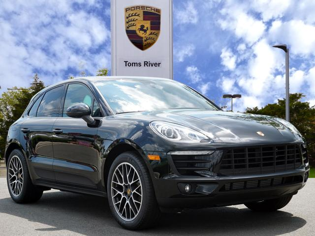 New 2018 Porsche Macan Base Awd 4dr Suv In Toms River