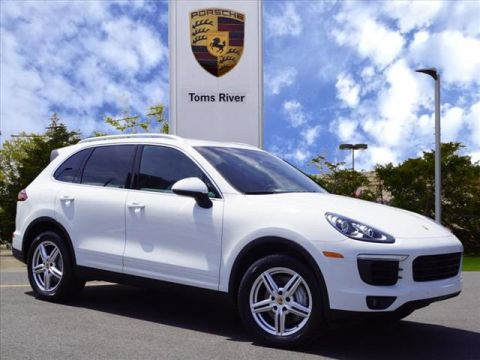 Certified Pre-Owned 2016 Porsche Cayenne S S